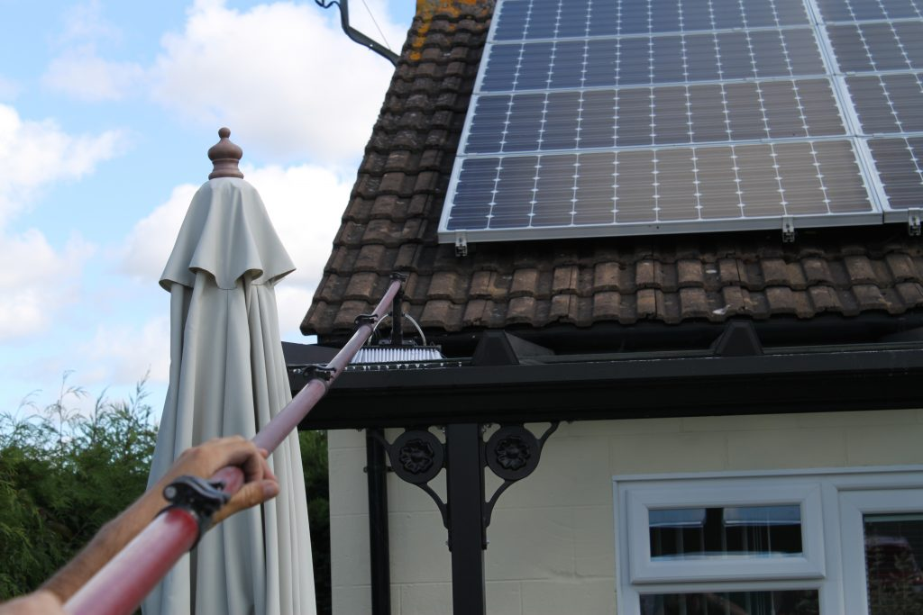 Gutter cleaning Wiltshire